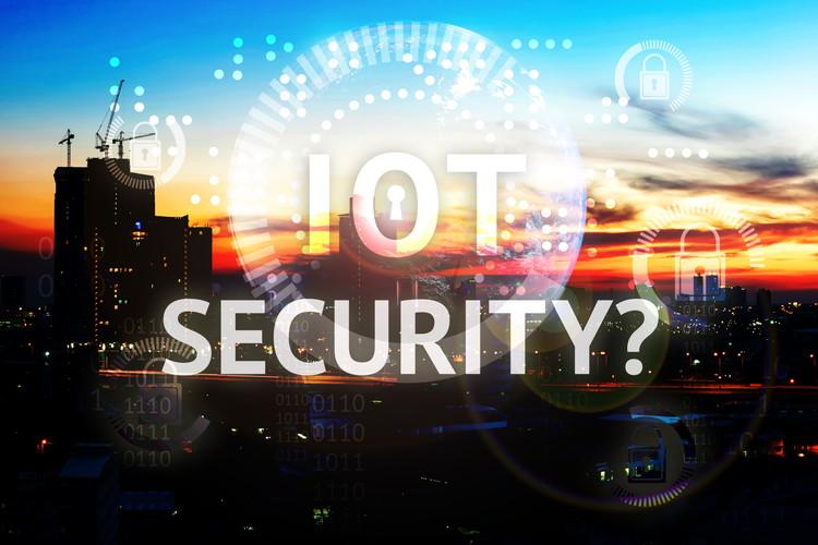 IoTセキュリティイメージ