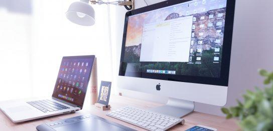 テレワーク版RPA活用 PCの写真