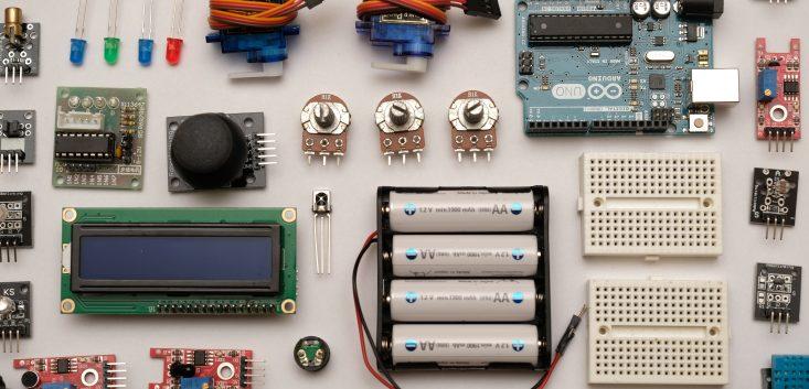 LED監視の基盤作り